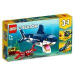 LEGO Creator:  Mélytengeri lények 31088
