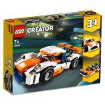 LEGO Creator: Sunset versenyautó 31089