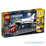 LEGO Creator: Űrsikló szállító 31091