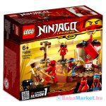 LEGO Ninjago: Kolostori kiképzés 70680