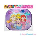Disney hercegnők: 2 darabos autós napellenző, ajándék színezővel