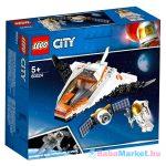 LEGO City: Műholdjavító küldetés 60224