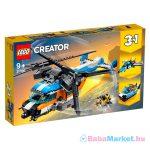 LEGO Creator: Ikerrotoros helikopter 31096
