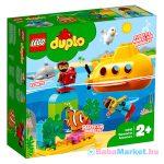 LEGO DUPLO: Tengeralattjárós kalandok 10910