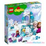 LEGO DUPLO: Jégvarázs Kastély 10899