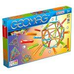 Geomag Confetti: 127 darabos készlet