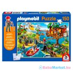 Schmidt: Playmobil faház 150 db-os puzzle