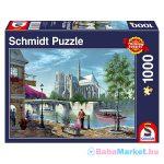 Schmidt: A párizsi Notre-Dame 1000 db-os puzzle