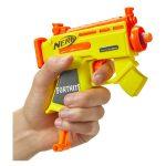 Nerf: Fortnite Microshots szivacslövő pisztoly - sárga