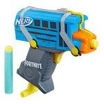Nerf: Fortnite Micro Battle Bus szivacslövő pisztoly