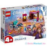 LEGO Disney: Elza kocsis kalandja 41166