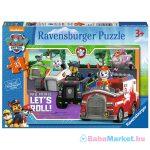 Ravensburger: Mancs őrjárat 35 darabos puzzle