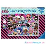Ravensburger: L.O.L. Surprise 100 darabos XXL puzzle
