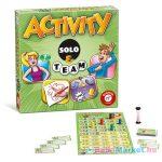 Activity: Solo and Team társasjáték