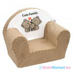 Babafotel - New Baby Cute Family cappuccino