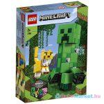 LEGO Minecraft: BigFig Creeper és Ocelot 21156