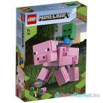 LEGO Minecraft: BigFig malac Zombibabával 21157