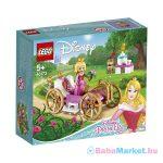 LEGO Disney Princess: Csipkerózsika királyi hintója 43173