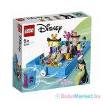 LEGO Disney Princess: Mulán mesekönyve 43174