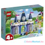 LEGO Disney Princess: Hamupipőke ünnepe a kastélyban 43178