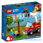 LEGO City: Kiégett grill 60212