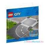 LEGO City: Kanyar és kereszteződés 60237