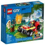 LEGO City: Erdőtűz 60247
