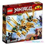 LEGO Ninjago: Az aranysárkány 70666