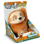 Club Pets: Mr. Slooou az interaktív plüss lajhár