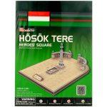 Hősök tere 3D puzzle - 66 db-os