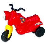Műanyag classic 5 motor - piros
