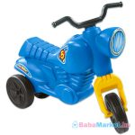 Műanyag classic 5 motor - kék