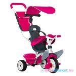 Smoby: Baby Blade tricikli - pink