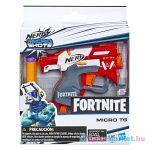 NERF: Fortnite Micro Shots - Micro TS szivacslövő fegyver