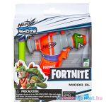 NERF: Fortnite Micro Shots - Micro RL szivacslövő fegyver