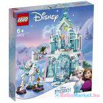 LEGO Disney: Elza varázslatos jégpalotája 43172