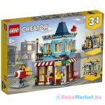LEGO Creator: Városi játékbolt 31105