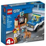 LEGO City: Kutyás rendőri egység 60241