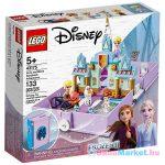 LEGO Disney Princess: Anna és Elza mesekönyve 43175