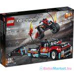 Lego Technic 42106: Kaszkadőr teherautó és motor