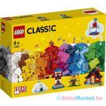 LEGO Classic: Kockák és házak 11008