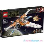 LEGO Star Wars: Poe Dameron X-szárnyú vadászgépe 75273