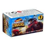 Hot Wheels Monster Trucks: zsákbamacska kisautó