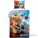 LEGO City: kétrészes ágyneműhuzat garnitúra