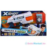 X-Shot: Reflex 6 szivacslövő fegyver