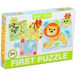 Első puzzle-m: vadállatok