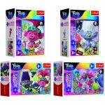 DreamWorks Trollok: 20 darabos mini maxi puzzle - többféle