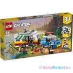 LEGO Creator: Családi vakáció lakókocsival 31108