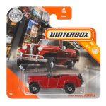 Matchbox:  MBX City - 1948 Willys Jeepster kisautó