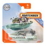Matchbox:  Coastal Sea Spy mentazöld motorcsónak
